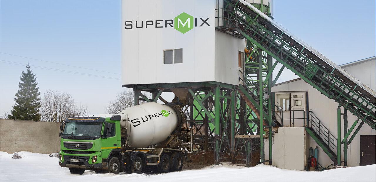 Супермикс бетон инженер по бетону